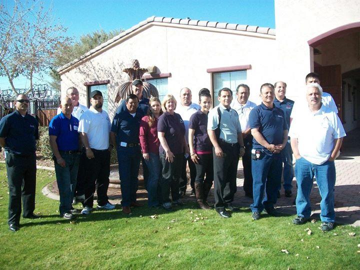 Team Photo - Artistic Land Management, Inc.
